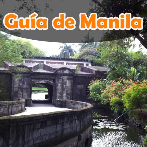 ¿Qué ver en Manila?