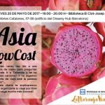 Charla Asia Low Cost