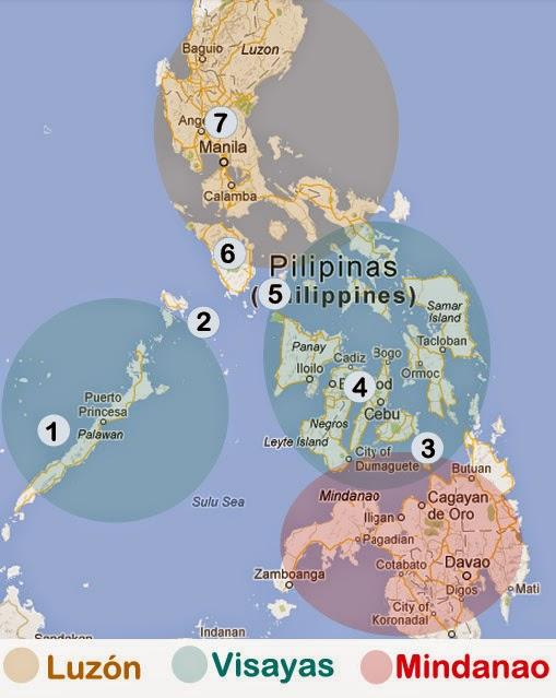 Nos vamos a Filipinas? SI!!!!