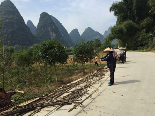 Diario de viaje: Etapa 4 China – Guilin, Yangshou, Chengdú y Hong Kong