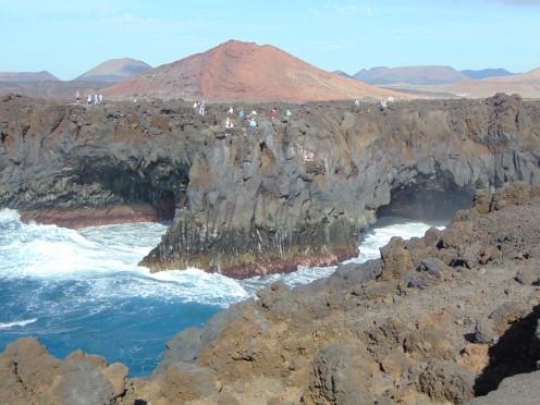 Lanzarote: El viaje de Jordi y Eva