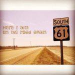 Ruta 61: Preparativos y ruta