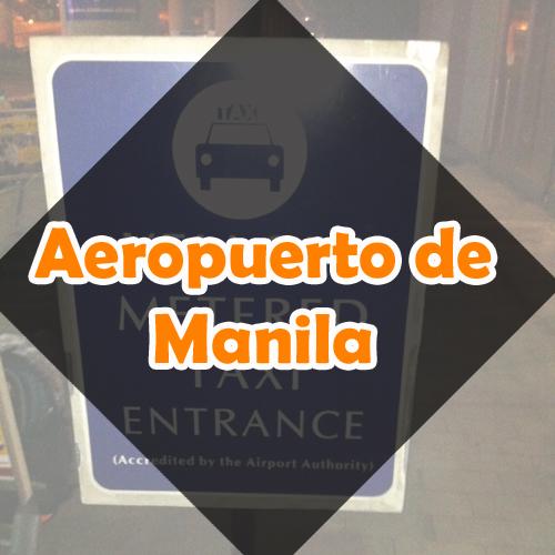 Aeropuerto de Manila