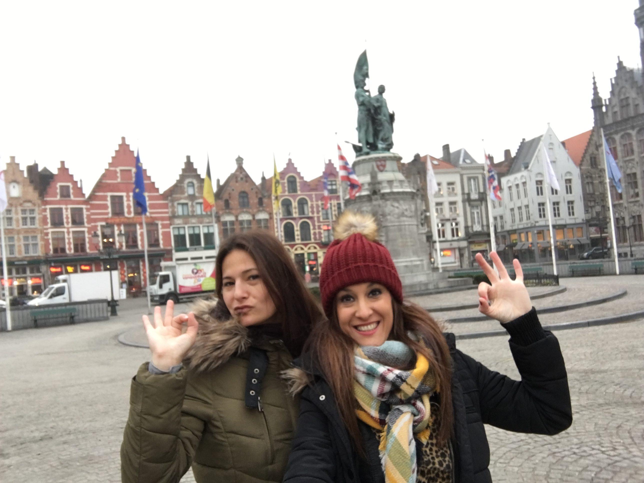 Ruta por Flandes: Traslados entre Amberes-Gante-Brujas