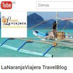 Canal YouTube LaNaranjaViajera