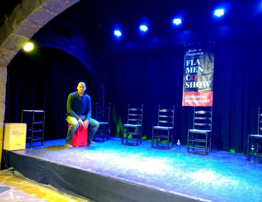 Barcelona Flamenca: La Bodega Flamenca