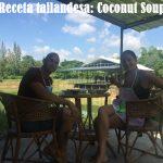 Receta de cocina Tailandesa: Coconut Soup