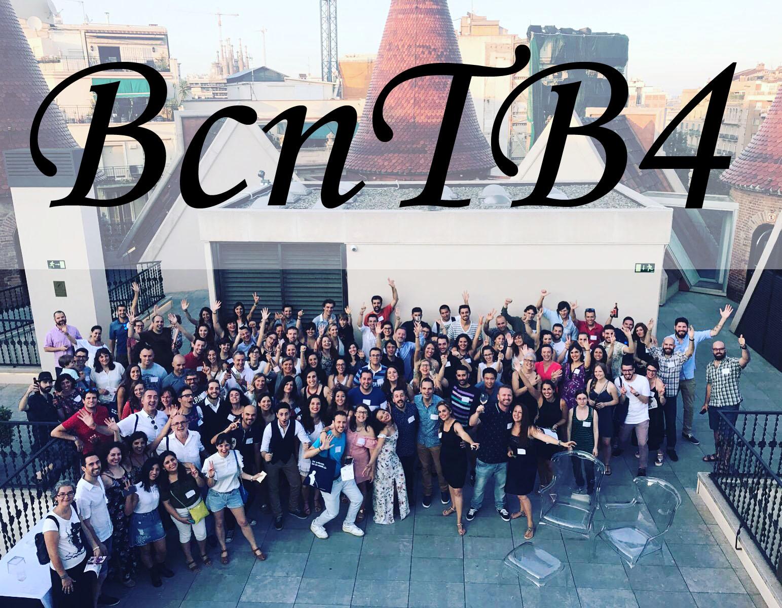Aniversario BcnTb – BcnTB4