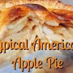 Receta: Typical American Apple Pie