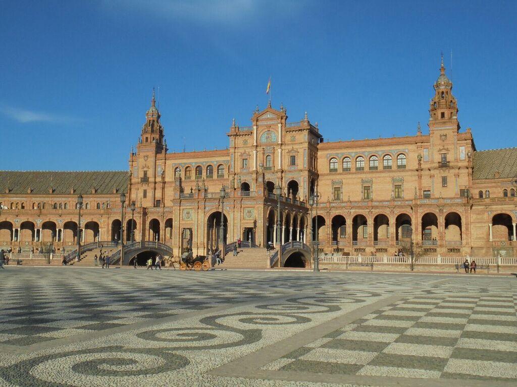 Sevilla: El viaje de Jordi y Eva
