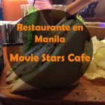 Restaurante en Manila: Movie Stars Cafe