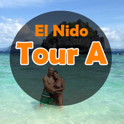 El Nido: Tour A
