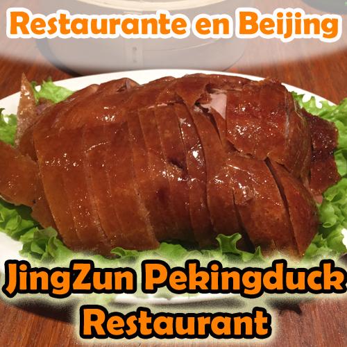 Restaurante en Beijing: JingZun Pekingduck Restaurant