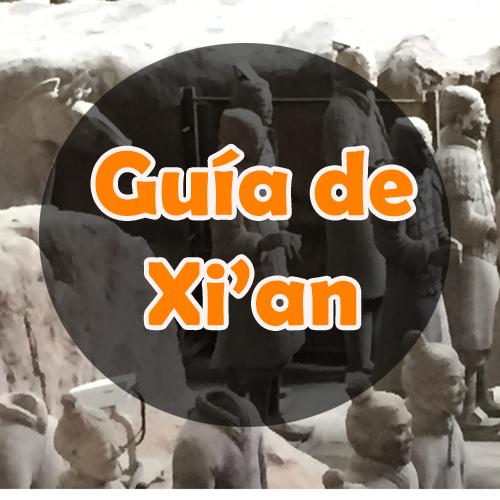 ¿Qué ver en Xi'an?