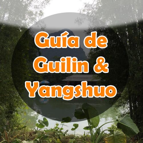¿Qué ver en Guilin y Yangshuo?