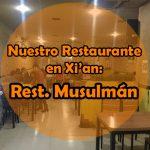 Restaurante en Xi'an: Restaurante Musulmán