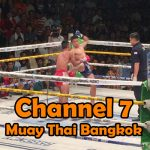 Channel 7 – Muay Thai en Tailandia