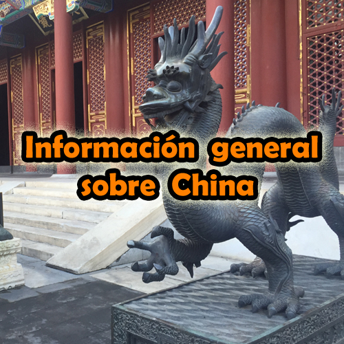 Información general sobre China