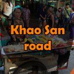 Khaosan road