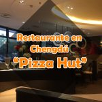 Restaurante en Chengdú: Pizza Hut