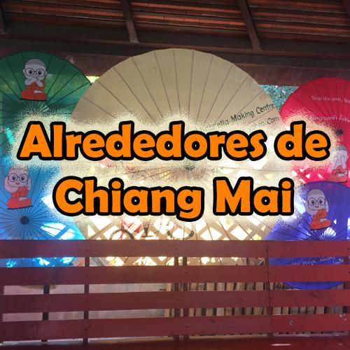 Alrededores de Chiang Mai