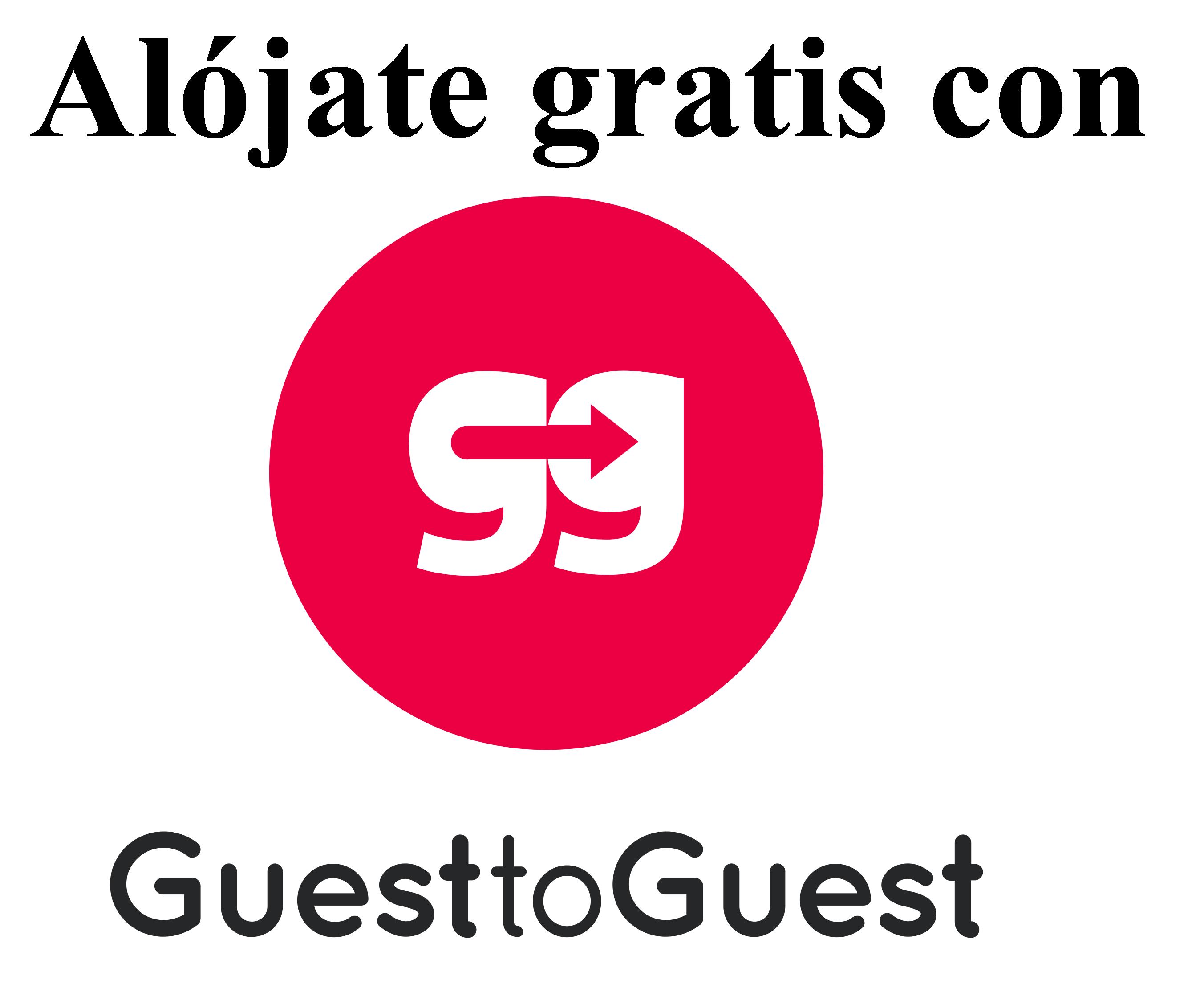 Alojarte Gratis con GuestToGuest