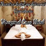 Vineyard Cave Hotel – Nuestro hotel en Göreme
