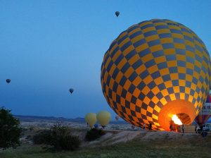 Amanecer de Cappadocia en Globo con Royal Balloon