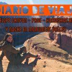 Diario de Viaje Costa Oeste: Día 8 Antelope Canyon, Page, Horseshoe Bend y noche en Monument Valley