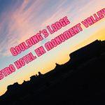 Goulding's Lodge – Nuestro hotel en Monument Valley