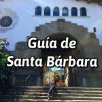 ¿Qué ver en Santa Bárbara?