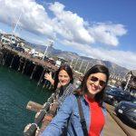 El muelle de Santa Bárbara: El Stearns Wharf